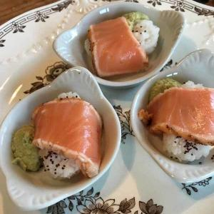 お寿司は、フランスではアペレティフになるらしい