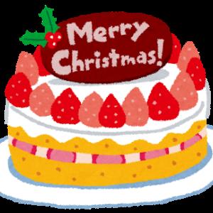 手作りクリスマスケーキ予算 ケーキ屋さんのクリスマスケーキとの金額の差