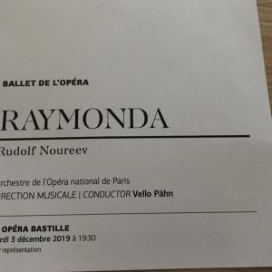 ballet RAYMONDA
