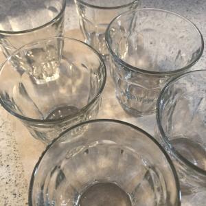 グラスのオキシ漬け