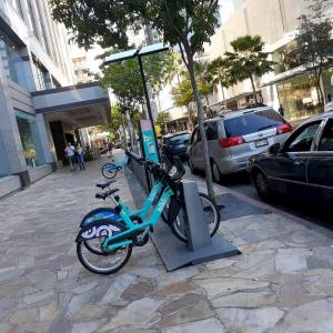 【画像あり】シェア自転車『Biki』の使い方ガイド|自転車に乗ってハワイの風を感じよう!