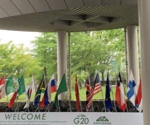 「G20 持続可能な成長のためのエネルギー転換と地球環境に関する関係閣僚会合」に付随された「G20イノベーション展」の取材記 日立オートモティブシステムズメジャメント株式会社様 水素ステーション編