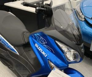 G20 イノベーション展 スズキ様 燃料電池二輪車 『バーグマン フューエルセル』 編