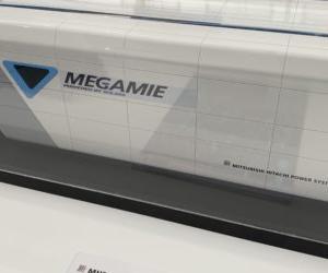 G20 イノベーション展 三菱日立パワーシステムズ様 燃料電池MEGAMIE と ガスタービン 編