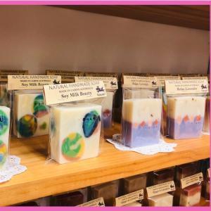 【ケアンズ ナイトマーケット】その4 お土産おすすめ ハンドメイド・ソープのお店 KOHARU