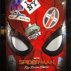 """ケアンズで映画を観よう! 子供と一緒に""""スパイダーマン・ファーフロムホーム""""を観てみた・ネタバレなし"""