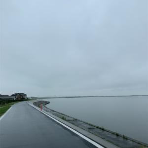 7月1日。霞ヶ浦水系バス釣り。雨の霞ヶ浦水系で1匹キャッチ!