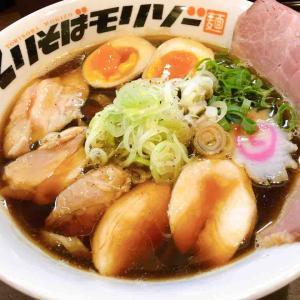 【大阪 肥後橋】とりそばモリゾーの醤油ラーメンが癖になる