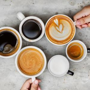 最近知ったカフェラテとカフェオレの違い♪