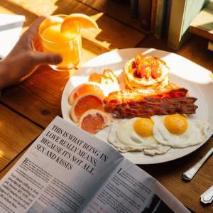 玄米×お味噌汁♪朝を爽やかに過ごす健康朝ごはん☆