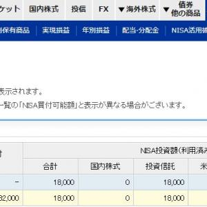 3000円投資信託生活、半年の結果を発表するよ。