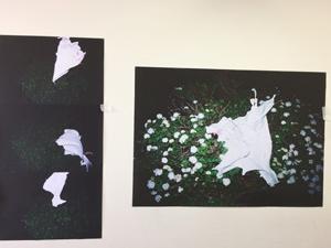ポスター製作事例 -マット紙で 写真印刷