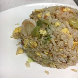 【レシピ】卵で分離させなくてもできるパラパラ炒飯の作り方