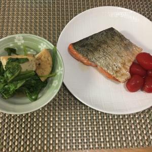 低糖質高たんぱくダイエット 食事例 2日目