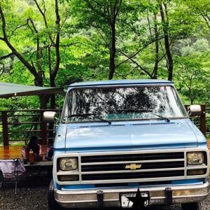 出来たばっかりのRVパーク また一つ良い所見つけた 神奈川県