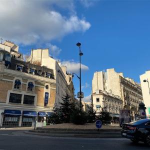 パリのクリスマスとスターウォーズと