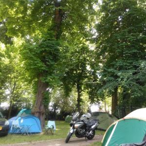 パリでキャンプ - Camping de Paris