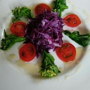 つれづれに書いてみました...春野菜で免疫力アップ