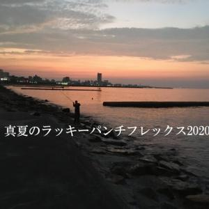 実釣編:キスなど釣り大会btラッキーパンチフレックス②