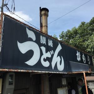 瀬戸内小旅行は香川で讃岐うどんと猫の島(男木島)で釣り