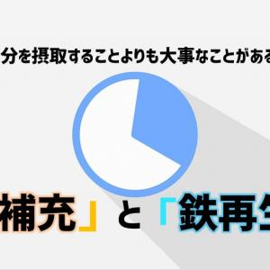 【貧血メカニズム】鉄補充より鉄再生が大事!?