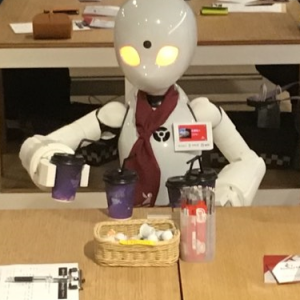 ロボットカフェ