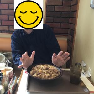 すき屋の「牛丼キング」を食す