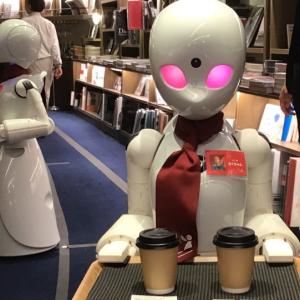 ロボットカフェ 渋谷にオープン