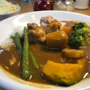 中野坂上の cafe de curry