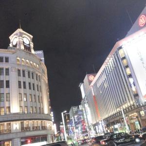 東京観光 銀座