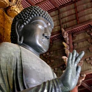 4月9日 奈良の大仏が完成