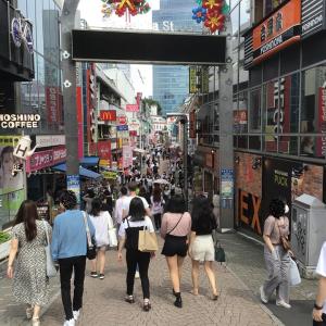 5月30日:緊急事態宣言解除後初の週末の東京