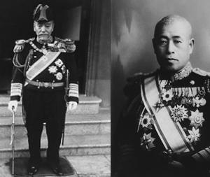 6月5日 東郷平八郎・山本五十六の国葬が行われる