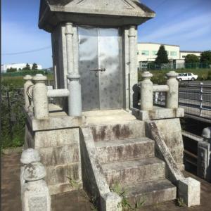 奉安殿を発見!(福岡県行橋市)