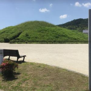 9月25日 藤ノ木古墳の石窟などを発掘