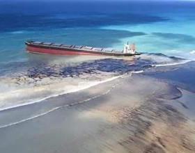 日本の貨物船が重油漏れ モーリシャスが緊急事態宣言[韓国ネット民]世界規模に迷惑をかける国だな。日本といい、中国といい、こんな国に囲まれた韓国は大変に気の毒である