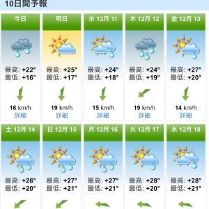 ダナンは12月中旬から12月末が晴れやすい!果たしてホントに晴れるのか?実験です!