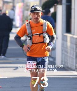 そろそろ走らないと小江戸大江戸に間に合わないよ。