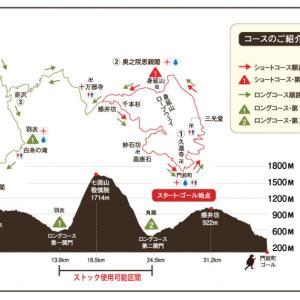 今年の、身延山七面山修行走は七面山のみみたい。