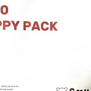 2020 SMILE HAPPYPACKの購入記録