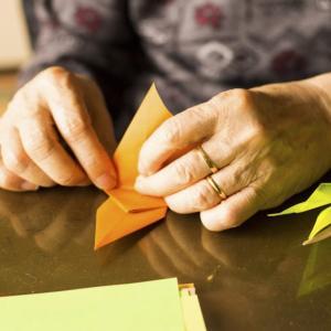 折り紙をレクでやる意味と幅を広げて考えてみる