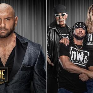 NWO   WWE殿堂入り