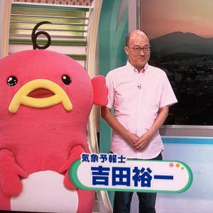祝い 吉田裕一さん(気象予報士) 結婚