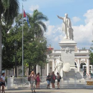 キューバ旅行記 2020年 1月 1日    シエンフエゴス観光・昼食