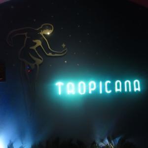 キューバ旅行記 2020年 1月 2日    トロピカーナショー