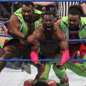 WWE にも 多様性の波