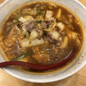 松阪 ラーメン 龍 「スタミナ龍麺」