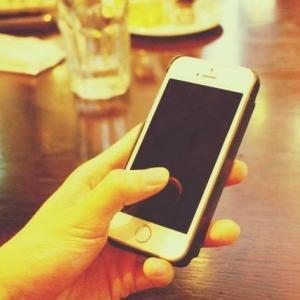 iPhoneケースを購入しました!!