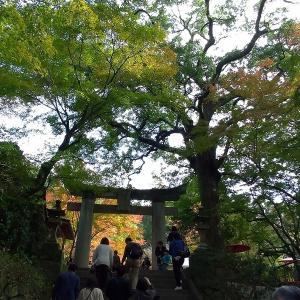 仁比山神社さんへ参拝・・佐賀県神埼市
