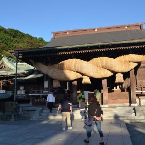 「嵐」つながりで・・宮地嶽神社